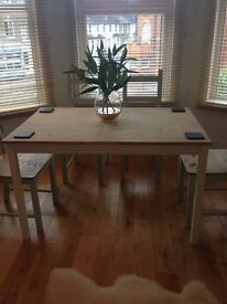 Kitchen table (without chairs)
