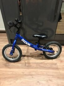 Scoot Balance Bike (blue)