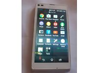 SONY XPERIA C2105-8GB White (UNLOCKED)