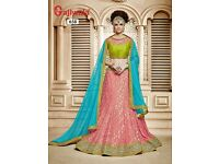 GRACIOUS BY GAJIWALA DESIGNER LEHENGA COLLECTION