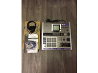 roland mv8000 mv 8000 sampler workstation production unit