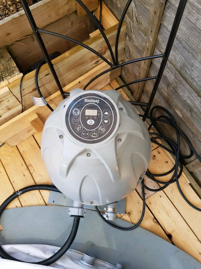 Lazy Spa Vegas Pump Unit In Southampton Hampshire Gumtree Electrical Wiring