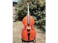 Calin Wultur 3/4 Carcassi Elite Master double bass