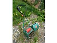 Qualcast Superlite elcetric lawn mower. FREE LOCAL DELIVERY.