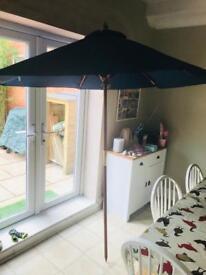 John Lewis Garden Parasol