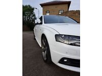 BLACK EDITION AUDI A4 TD1 2.0 136 S/S LIMITED EDITION $30 POUNDS ANNUAL ROAD TAX