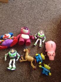 Toy story set
