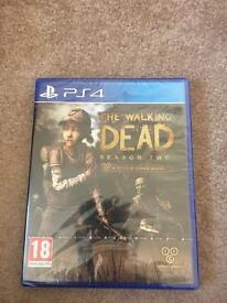 Walking Dead Season Two Telltale PS4 £9