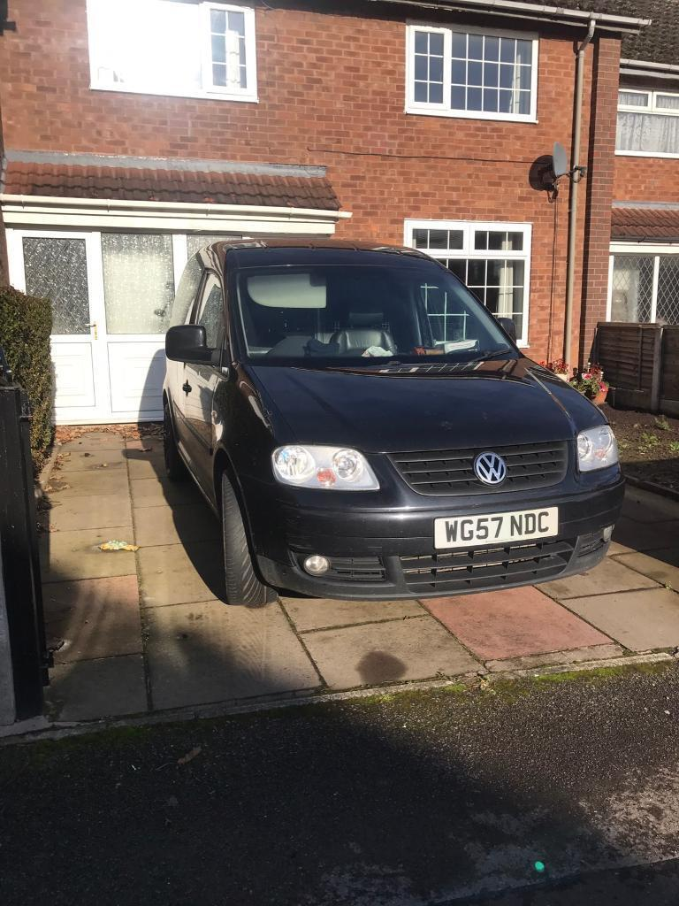 vw caddy 1 9 tdi swap in sale manchester gumtree. Black Bedroom Furniture Sets. Home Design Ideas