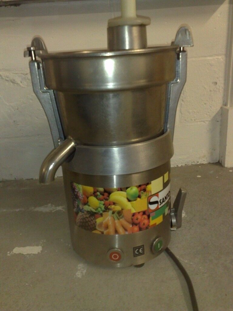 Santos Fruit and Veg Juicer