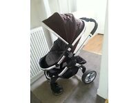 iCandy peach blackjack stroller buggy from 6months plus