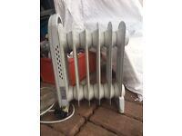 Dimplex freestanding electric heater