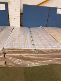 Chester standard double bed set