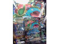 Two VENUSAUR EX Full Art Pokemon Cards!