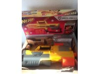 2x Nerf Guns in brilliant condition
