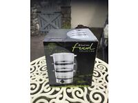 Russel Hobbs food collection compact steamer