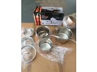 Debenhams saucepan set