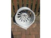 "Genuine 19"" Ford Focus RS mk2 alloy wheel"