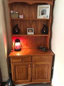 Lovely solid wood dresser