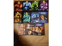 Babylon 5 complete boxset