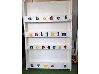 Children's bookcase by Tidy Books