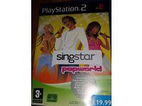 PS2 game Singstar