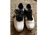 Mens golf shoes size 8