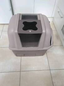 Catit Smart Sift Litter Tray with replacement bags good condition