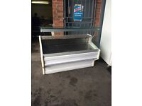 Serve over counter fridge takeaway fridge display fridge shop cafe takeaway fridge chiller cafe