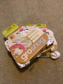 Newborn Grosnug Blankets
