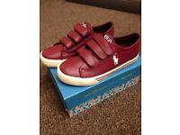 Polo Ralph Lauren trainers size 13
