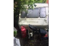 Caravan for sale 4/5 birth