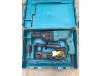 Makita 110v Rotary hammer drill