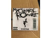 My Chemical Romance CD