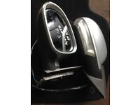 VW PASSAT POWER MIRRORS with indicator SILVER COLOR 2000-2004