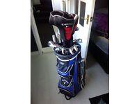 Calloway Golf Clubs And Bag