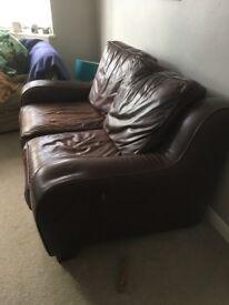 Multiyork leather sofa