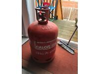 13kg full propane calor gas bottle