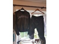 2 piece leather suit Dainese (56 Top/ 54 Trousers)