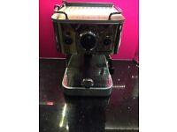 Coffee machine used