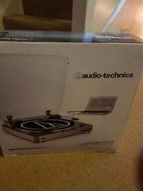 AusioTechnica AT-LP60 Automatic Stereo Turntable - FULLY BOXED LIKE NEW