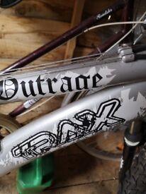 Outrage Trax mountain bike