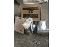 Baby shoes converse, UGG and Ralph Lauren all genuine some in boxes