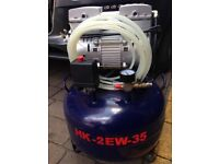 Air Compressor - Oil less & SILENT