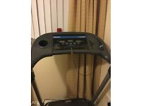 Reebok treadmill excellent condition.can deliver moving to smaller home.