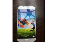 Samsung S4. Immaculate condition. Unlocked