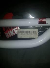 brand new dmr wingtip handlebars bike parts headset stem not incleded