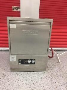 Hobart high temp dishwasher , like new , + warrenty only $2100 !