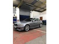 BMW 330d. 110k, loads of new parts fitted. Like new.