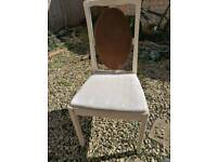 Single Dining/Occasional Chair